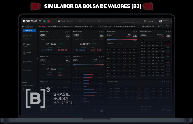 Simulador da Bolsa de Valores