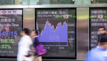 Bolsas da Ásia fecham majoritariamente em baixa com Coreia do Sul e China; Tóquio avança